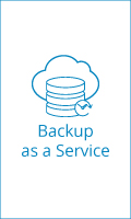 Backup as a Service (BAAS)